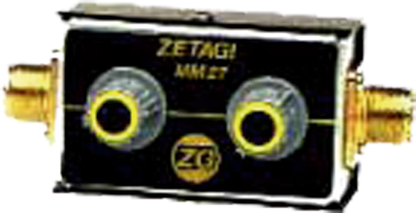 ZETAGI MM27 MINI ANTENNA MATCHER 100W